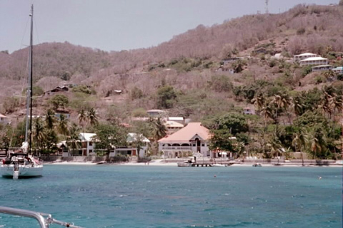 The Gingerbread, Bequia