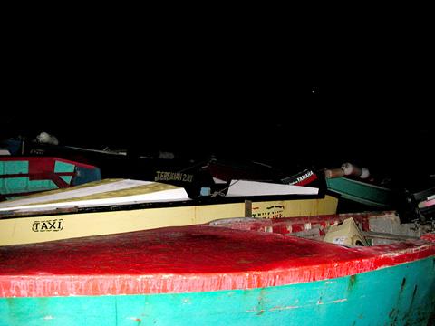 Boat Boy Boats, Union Island