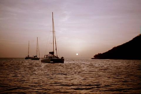 Admiralty Bay Dusk