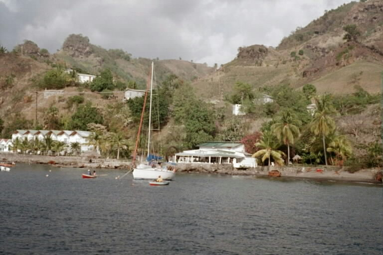 Boat Boys in Wallilabou Bay