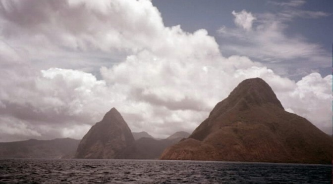 St. Lucia, Windward Islands Sailing