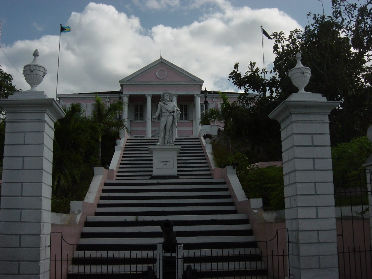 Nassau Governors House