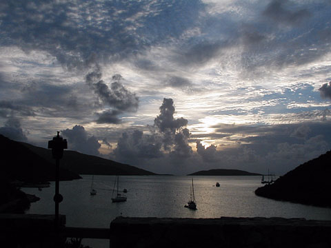 Sunset Virgin Gorda
