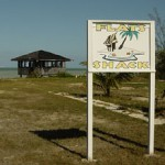 Flat's Shack, Chub Cay (closed)