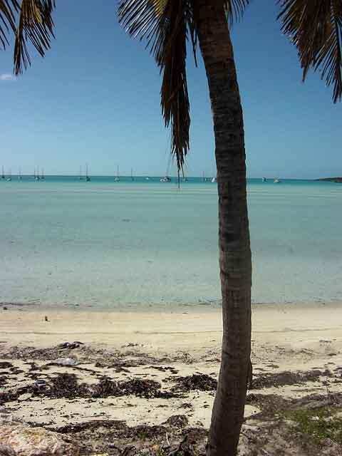 Black Point Exuma Bahamas