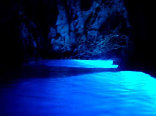 Blue Grotto – Bisevo, Croatia
