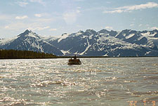 On the Alsek River