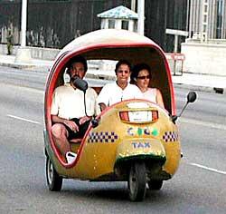 Huevito Taxi
