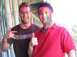 Holi Celebration all over us