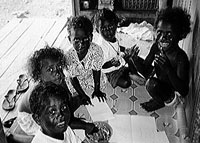 Children in the Solomon Islands