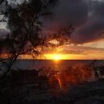 Joe's Sound Sunset