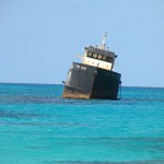 Fishing Boat Wreck