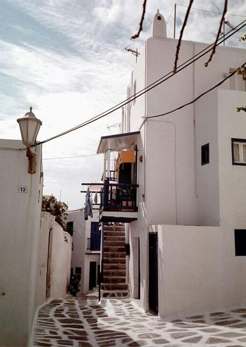 Chora, Mykonos, Greece