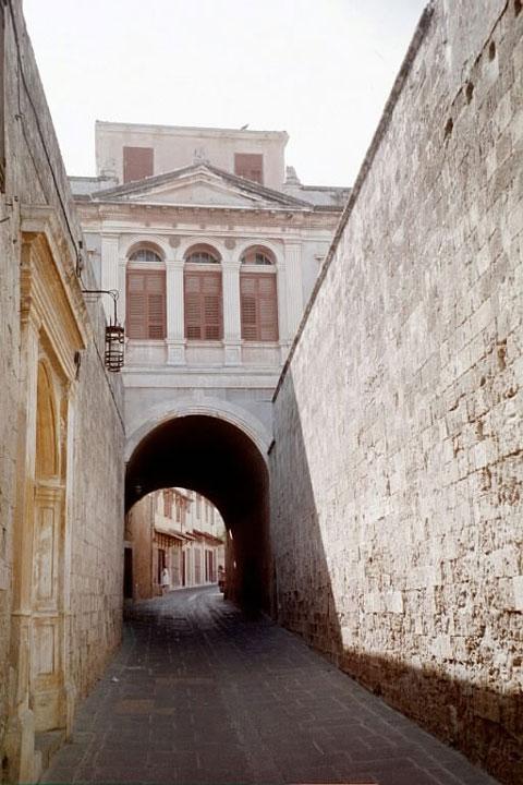 Old Town Rhodes